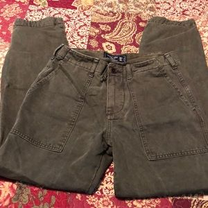 Abercrombie & Fitch khakis